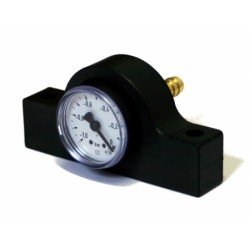 Manometer for SEAL vacuum tables with 12mm hose