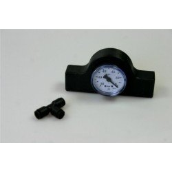 Manometer for smart and RAL vacuum tables with 6mm hose